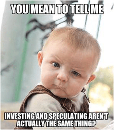 Meme of Investing