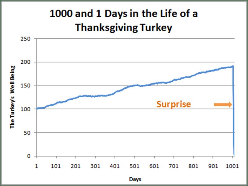 The Turkey Surprise
