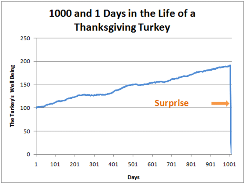 The Turkey Surprise