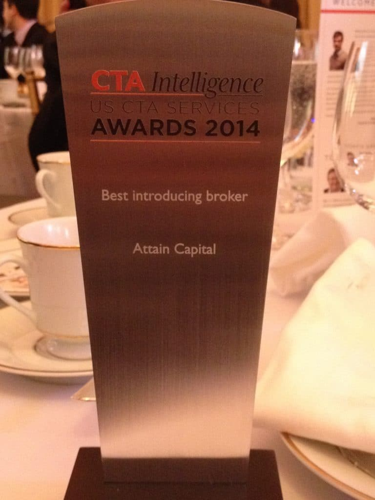 Best Introducing Award Broker