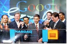 Nasdaq Google