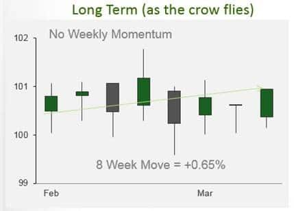 Long Term As The Crow Flies