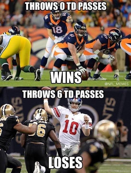 Manning Brothers Meme