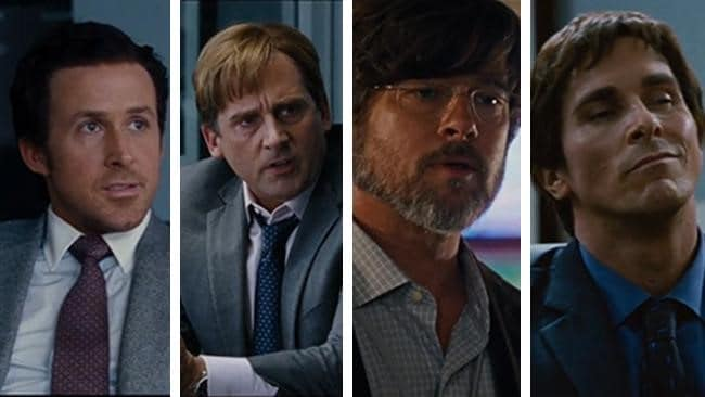 The Big Short Characters