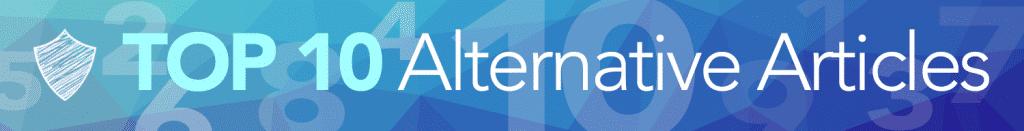 Top 10 Alternative Articles 2015