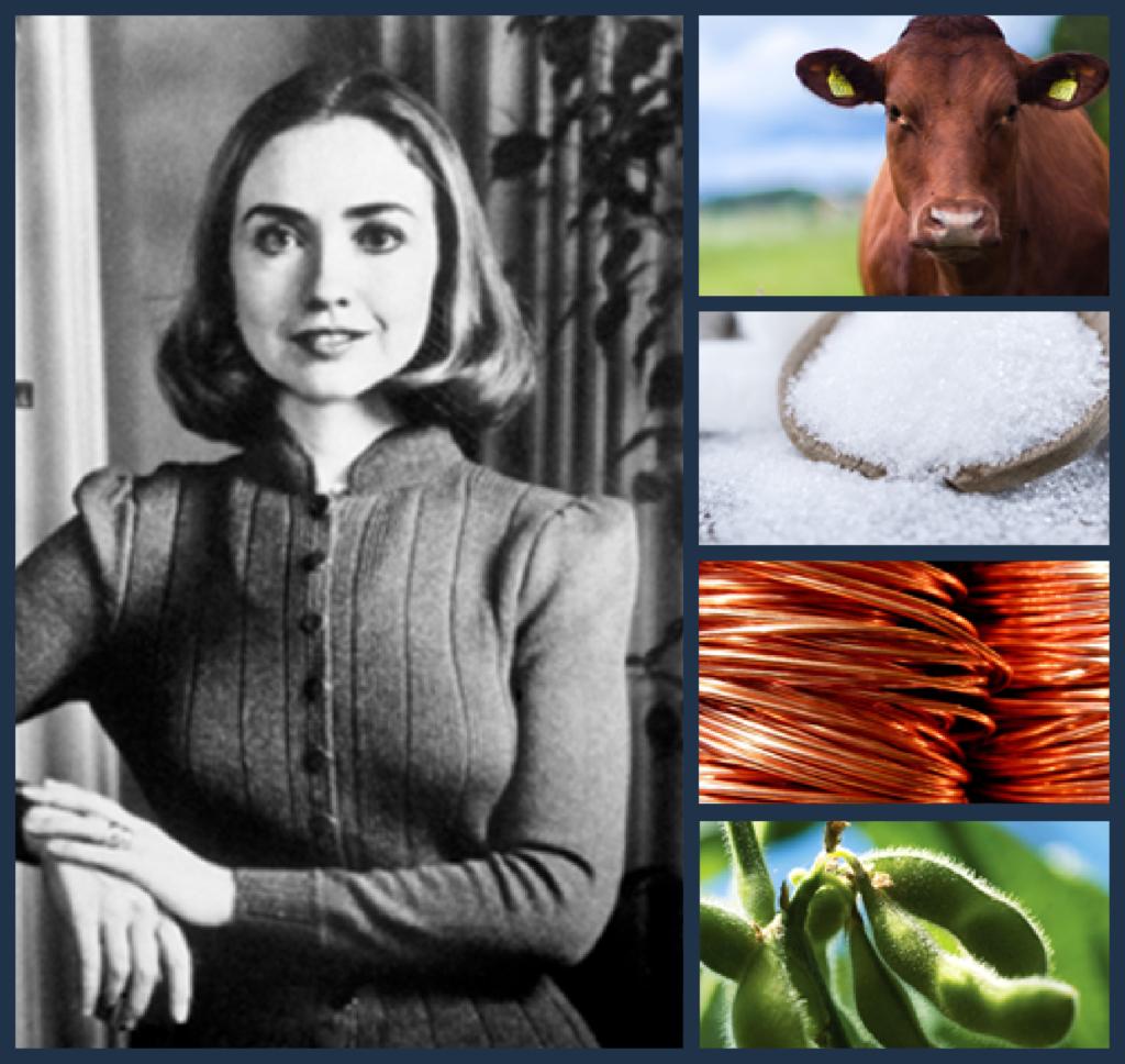 Hillary Clinton Commodities