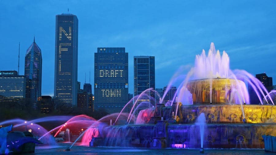Chicago NFL Draft Day 2016