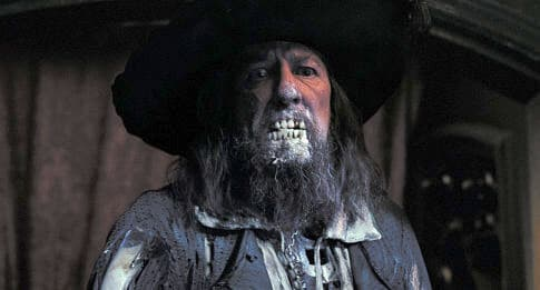 Barbossa Ghost Stories