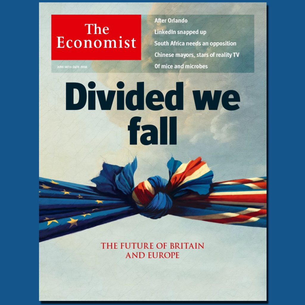 The Economist Brexit