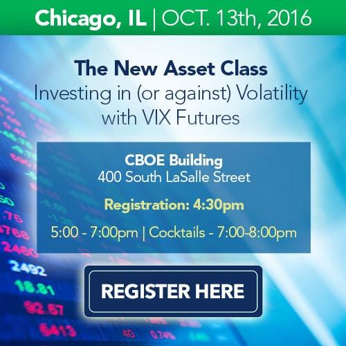 CBOE VIX Futures Event