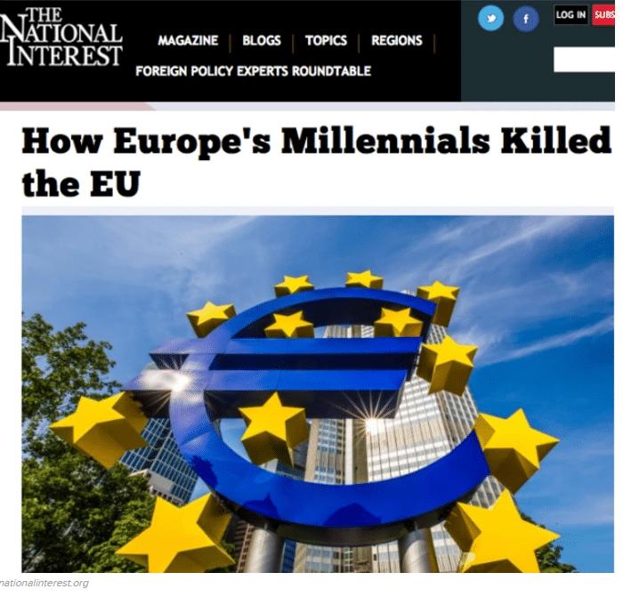 Millennials EU